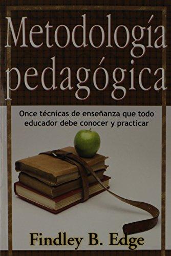 9780311110261: Metodologia Pedagogica (Spanish Edition)