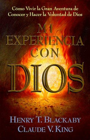 9780311110537: Mi Experiencia Con Dios: Libro de Lectura = Experiencing God (Spanish Edition)