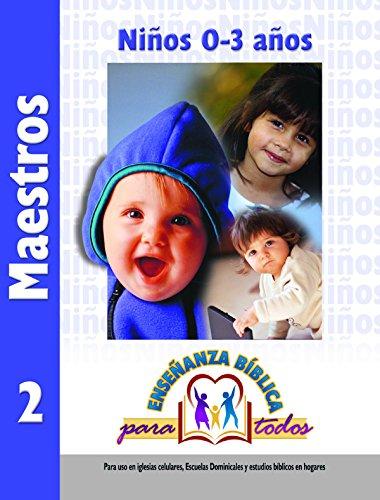 9780311117116: Ensenanza Biblica para Todos-Libro 2 (0-3) Maestro (Spanish Edition)