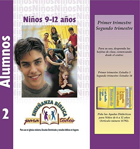 9780311117178: Enseñanza Biblica Para Todos-Libro 2-Niños 9-12 Años Alumnos (Spanish Edition)