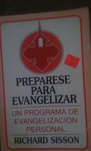 9780311138395: Preparese Para Evangelizar (Discipulado Cristiano) (Spanish Edition)