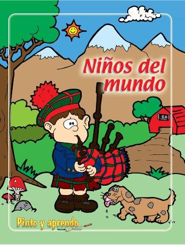 9780311385577: Pinto y Aprendo-Ninos del Mundo (Spanish Edition)