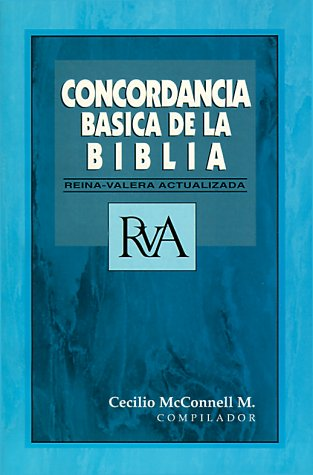 9780311421015: Concordancia básica de la Biblia