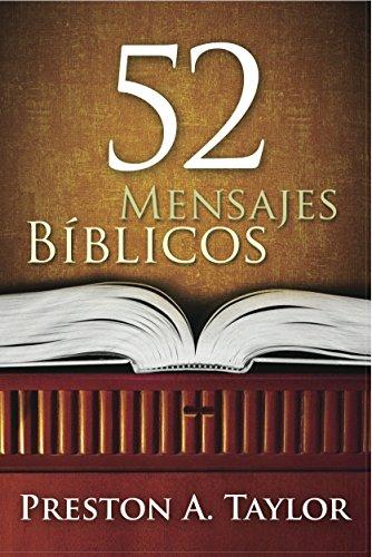 9780311430437: 52 Mensajes Biblicos