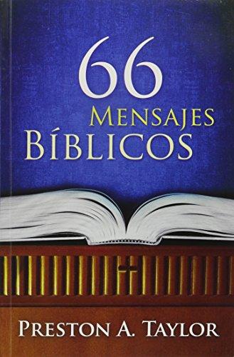 9780311430499: 66 Mensajes Biblicos