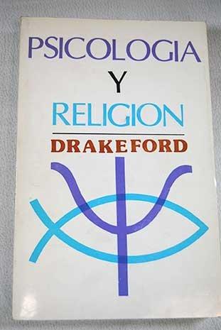 9780311460359: Psicología y religión