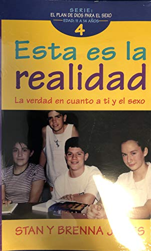 Esta Es la Realidad: Libro 4 = Facing the Facts (Spanish Edition)
