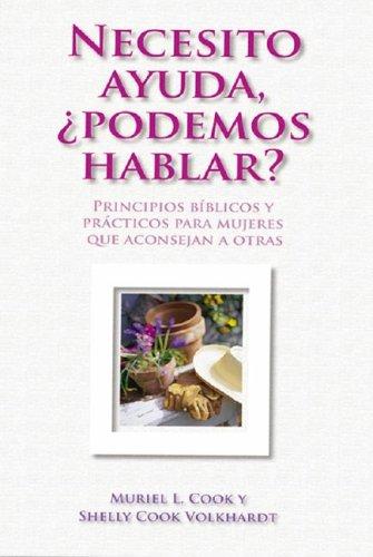 9780311462964: Necesisto Ayuda! Podemos Hablar? (Spanish Edition)