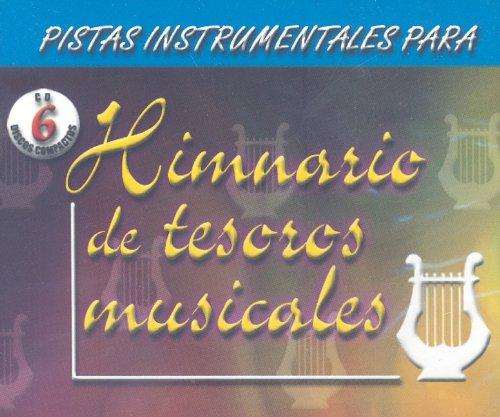 9780311483280: Himnario de Tesoros Musicales: Pistas Instrumentales (Spanish Edition)