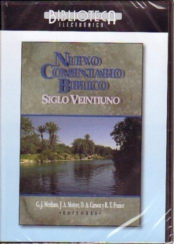 9780311483792: Nuevo Comentario Biblico Siglo Veintiuno (Biblioteca Electronica)