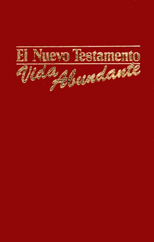 9780311487714: Vida Abundante el Nuevo Testamento-RV 1989-Pocket