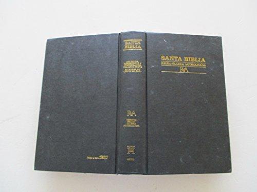 9780311487806: Santa Biblia: Antiguo y Nuevo Testamentos : Versión Reina-Valera actualizada (Spanish Edition)