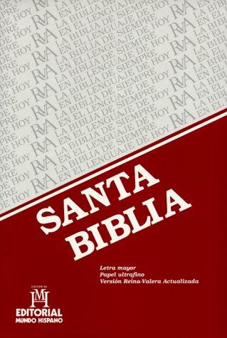 9780311488315: Santa Biblia-RV 1989 (Spanish Edition)