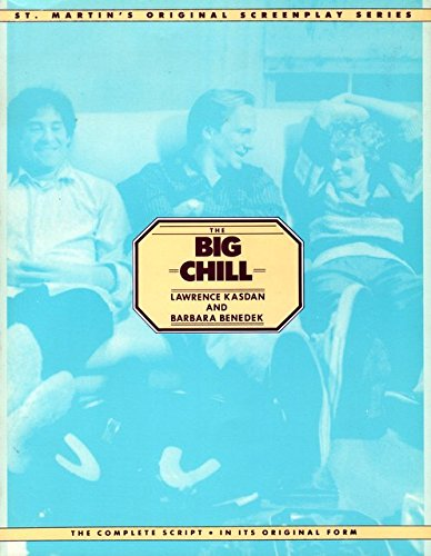 9780312000097: The Big Chill/ (St. Martin's original screenplay series)