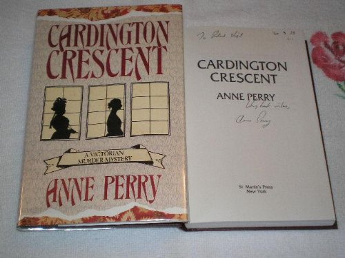 Cardington Crescent: Perry, Anne