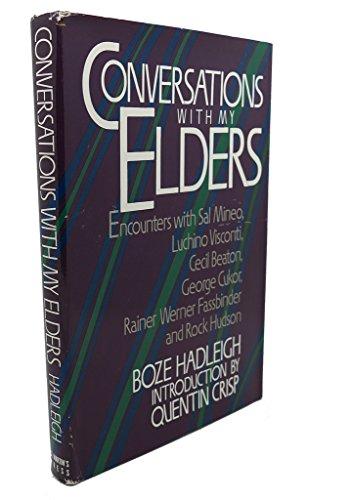 Conversations With My Elders: Hadleigh, Boze
