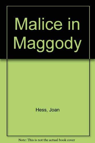 9780312001513: Malice in Maggody