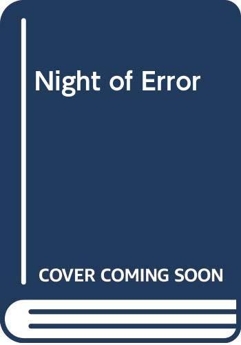 9780312001650: Night of Error