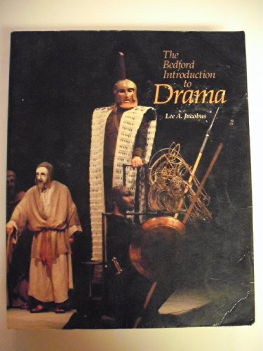 9780312003630: The Bedford introduction to drama