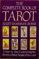 The Complete Book of Tarot (0312005792) by Sharman-Burke, Juliet