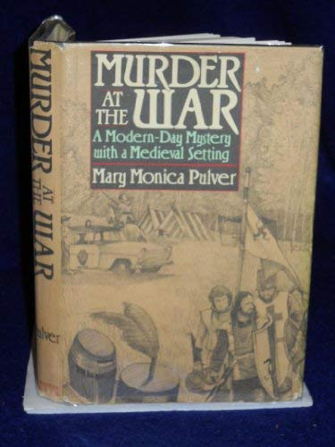 9780312006228: Murder at the War: A Modern-Day Mystery With a Medieval Setting