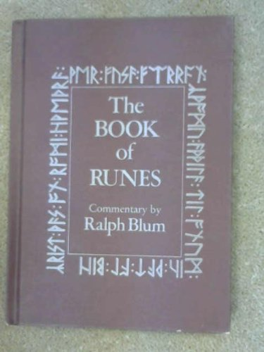 9780312007294: The Book of Runes: A Handbook for the Use of an Ancient Oracle - The Viking Runes