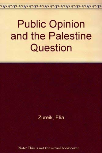 9780312007386: Public Opinion and the Palestine Question