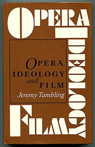 9780312007874: Opera, Ideology, and Film