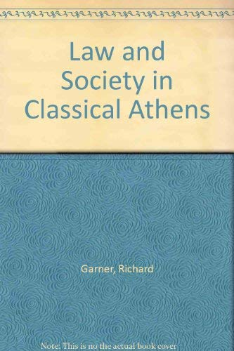9780312008567: Law and Society in Classical Athens