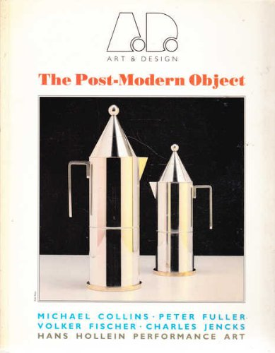 The Post-Modern Object