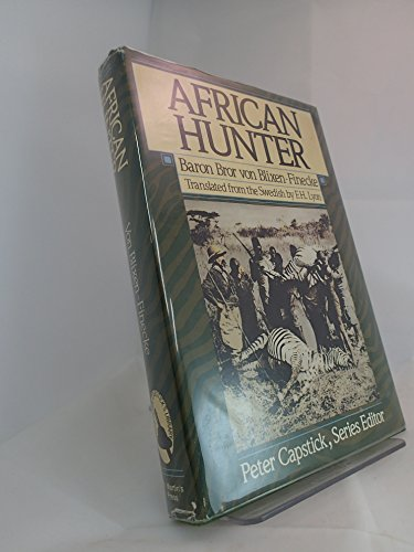 9780312009595: African Hunter (Peter Capstick's Library) (English and Swedish Edition)