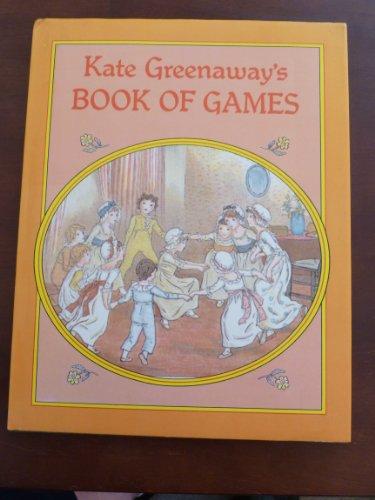 9780312011758: Kate Greenaway's Book of Games