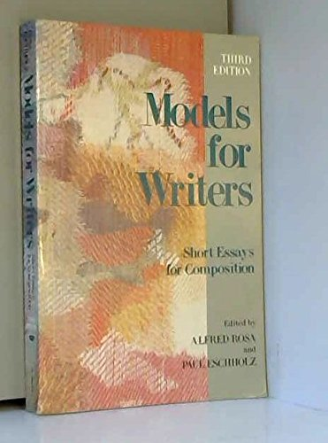 9780312012274: Models for Writers: Short Essays for Composition