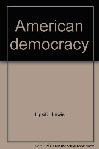 9780312013165: American democracy