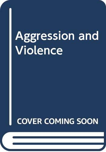9780312014025: Aggression and Violence