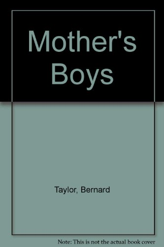 9780312014766: Mother's Boys