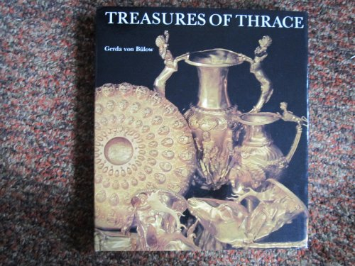 9780312015244: Treasures of Thrace