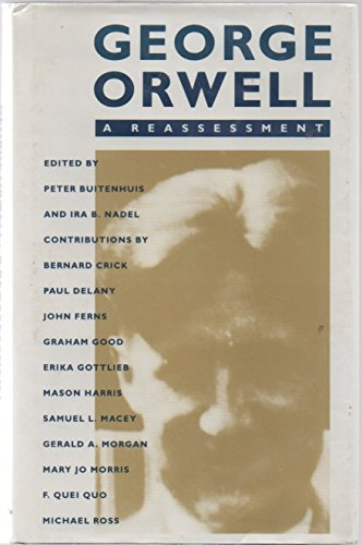 9780312016791: George Orwell: A Reassessment