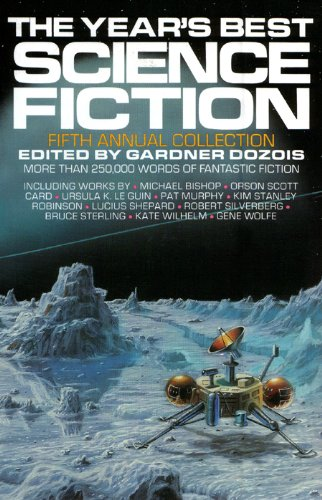 9780312018535: The Year's Best Science Fiction: Fifth Annual Collection
