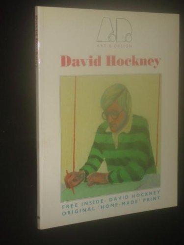 David Hockney: Andreas (editor) Papadakis