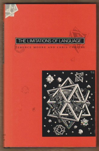 9780312020392: The Limitations of Language