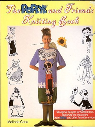 9780312020521: The Popeye and Friends Knitting Book