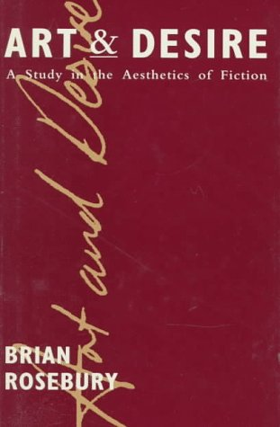 9780312020620: Art and Desire: A Study in the Aesthetics of Fiction
