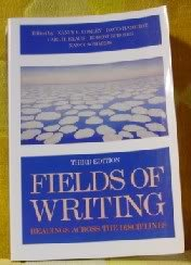 9780312021115: Fields of writing: Readings across the disciplines