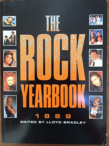 The Rock Yearbook 1989