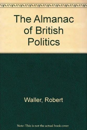 9780312021368: The Almanac of British Politics