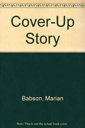 9780312021801: Cover-Up Story: A Mystery