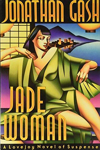Jade Woman: Gash, Jonathan