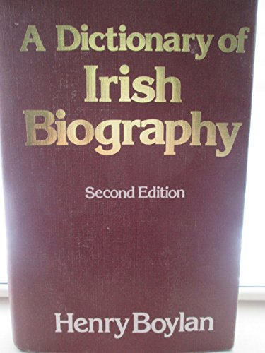 9780312024970: A Dictionary of Irish Biography