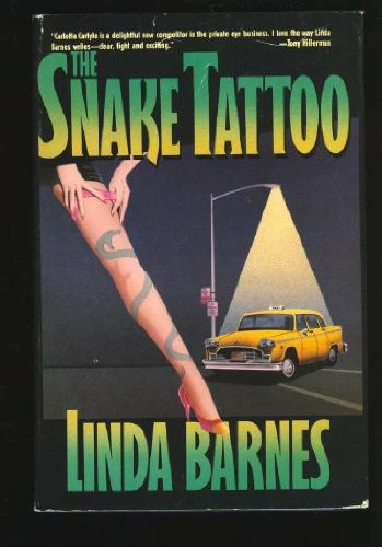 Snake Tattoo: LINDA BARNES
